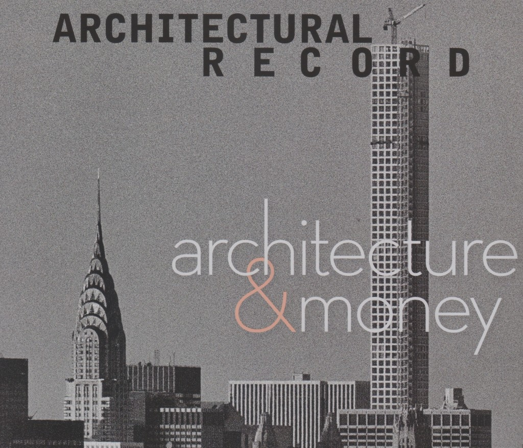 Architectural Record Sale: Wane or Gain of Architects' Influence?