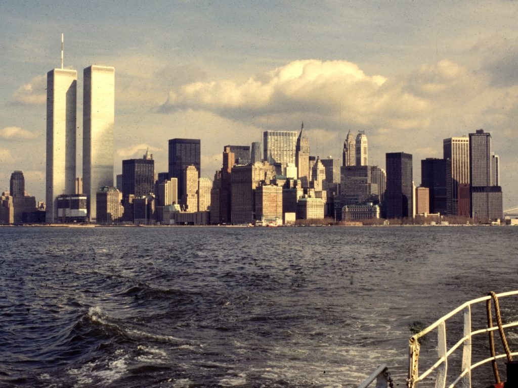 New York City, 1980